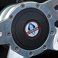 Shelby Cobra Steering Wheel by Jill Reger