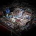 Shelby G.t. 500 Engine by Douglas Barnard