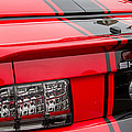 Shelby Gt500 Convertible by Roger Mullenhour