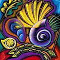 Shellfish by Leon Zernitsky