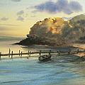 Shelter Bay by Tony Northover