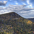 Shenandoah Mountains In Early Autumn by Pierre Leclerc Photography