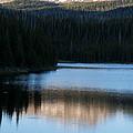 Sheriff Lake Flat Tops Colorado by Al Reiner