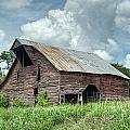 Shingle Barn 1 by Douglas Barnett