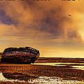 Shipwreck by Mal Bray