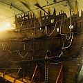 Shipwreck Of The Mary Rose, Portsmouth by Sici