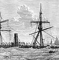 Shipwrecks, 1875 by Granger