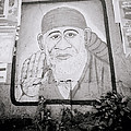 Shirdi Sai Baba In Bombay by Shaun Higson