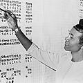 Shirley Chisholm 1924-2005 Monitoring by Everett