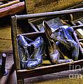 Shoe - The Shoe Cobblers Box by Paul Ward