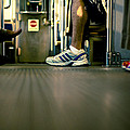 Shoes On The L by Anthony Doudt