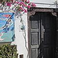 Shop On The Corner Santorini by Elaine Haakenson