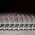 Shopping Carts by Robert Tolchin