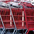 Shopping Carts by Sam Bloomberg-rissman