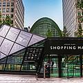Shopping Mall by Svetlana Sewell
