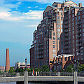 Shot Tower - Baltimore by Brian Wallace