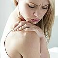 Shoulder Pain by Mauro Fermariello