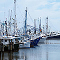 Shrimpers Row by Brian Wright