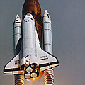 Shuttle Lift-off by Science Source