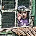 Shy Curiosity by S Paul Sahm