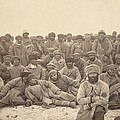 Siberia, A Group Of Hard-labor by Everett
