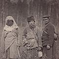 Siberia, Three Escaped Convicts by Everett