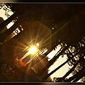 Sideways Sunset by Blake Richards