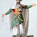 Sidy Hafsan, Bey Of Tripoli, 1816 by Photo Researchers