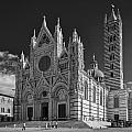 Siena Duomo by Michael Avory