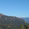 Sierra Nevada Mountains 3 by Naxart Studio