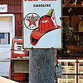 Sign - Fire Chief Gasoline by Paul Ward