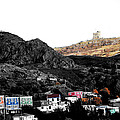 Signal Hill St Johns by Geoff Evans