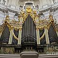 Silbermann Organ by Katja Zuske