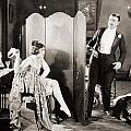 Silent Film Still: Legs by Granger