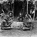 Silent Film Still: Natives by Granger