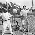 Silent Film Still: Sports by Granger