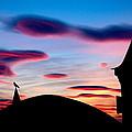 Silhouette by Okan YILMAZ