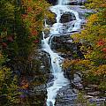 Silver Cascade Waterfall by Dale J Martin