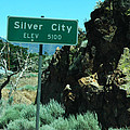 Silver City Nevada by LeeAnn McLaneGoetz McLaneGoetzStudioLLCcom