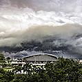 Silver Clouds V2 by Douglas Barnard