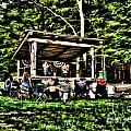 Silver Lake One Man Jam Fest by Dan Friend