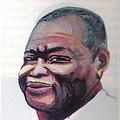 Simon Kimbangu by Emmanuel Baliyanga