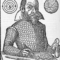 Simon Marius, German Astronomer by Middle Temple Library