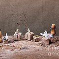 Simple Things - Christmas 05 by Nailia Schwarz