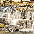 Simple Yet Powerful Waterfall by Daphne Sampson