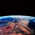 Sinai Peninsula by Nasa