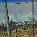 Sinclair Refinery by Lenore Senior