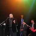 Singer Hasan Ammar In Bethlehem by Munir Alawi