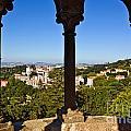 Sintra Balcony by Carlos Caetano