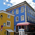 Sintra Portugal Buildings by Kirsten Giving